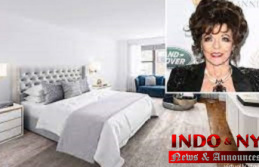 Joan Collins sells NYC pad with 16 closets worthy...