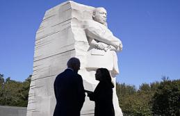 Biden links legislative agenda to MLK push towards racial justice