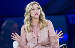 Sara Blakely celebrates Spanx's Blackstone deal with first-class plane tickets for all employees and $10,000