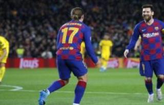Barcelona beats danskerløse Dortmund and is further