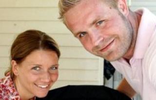 Boldsens wife hit by the depression: 'Joachim fled...