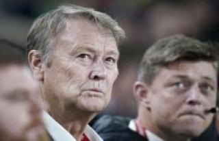 Coach-solitaire: Hareide-dream hangs in a thin thread