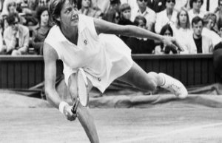 Controversial tennislegende recognized despite the...