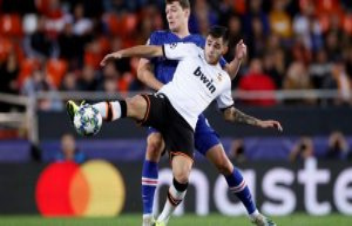 Daniel Wass-scoring ensures Valencia a draw against...