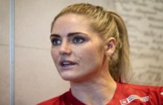 Håndboldkvinder have overcome maveangreb and is WORLD...