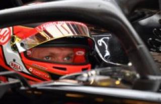 Magnussen starts from the last grandprix far back