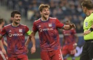 Zenit makes life miserable for danskerklub in the...