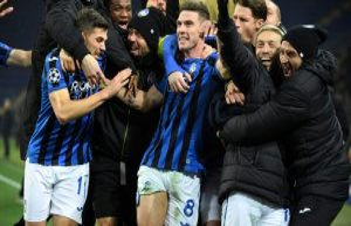 Atalanta coach: It is a victory for the whole Bergamo