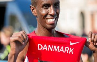 Atletikstjerne bubbles of self-confidence: 'There...