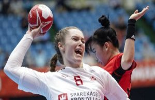 B. T. s håndboldkommentator: the Star let the teammates...