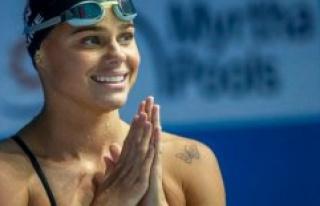 Big downer: Pernille Blume misses medaljepladsen