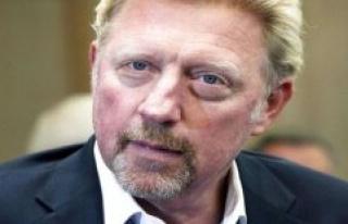 Boris Becker raging over the tv host: 'Gone over the...