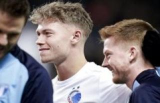 Bræksyg Malmö-dane sent suppository to FCK