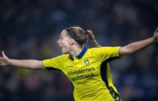 Brøndby-bombs are the spring profile in kvindeligaen