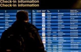 Copenhagen Airport hit by walkout
