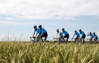 Danish cykeltalent breaks his leg before the World...
