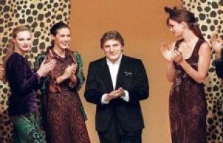 Fashion designer Emanuel Ungaro is dead