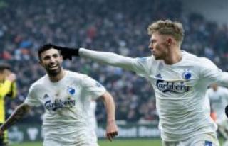 Fischer broke målforbandelse: Ståles trust is essential