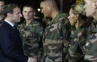 French militærdroner neutralizes seven terrorists...