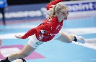 Håndboldkvinder still have the WORLD cup-career advancement...