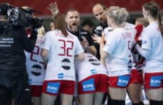 Håndboldkvindernes OLYMPICS-preparations are far...