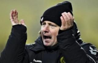 Horsens-coach: the Battle for the målmandsposten...