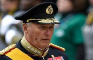 King Harald has been raskmeldt