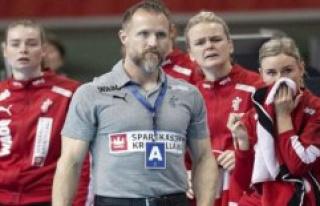 Klavs Bruun on his words in the locker room: 'It's...