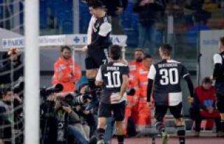 Lazio assigns Ronaldo and co. first sæsonnederlag