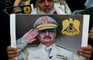 Libyan rebel leader sends his forces against Tripoli