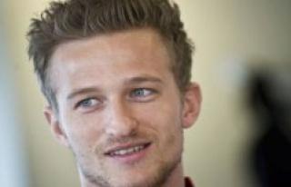 Lindegaard reveals wild bender: Got a big fine imposed...