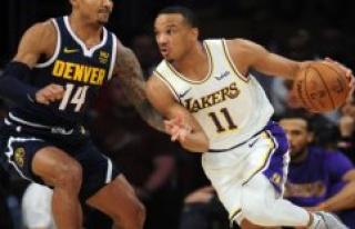 NBA-league leaders Lakers continue streak of defeat