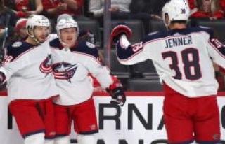 NHL-danes went pointamok in storsejre