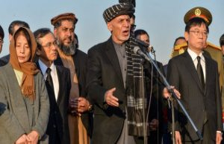 Preliminary result for president Ghani afghan election...