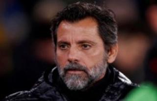 Premier League club Watford fire the coach
