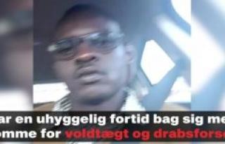 Retslægerådet on suspected serial killer: He is...