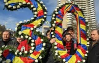 Romania celebrates the 30th anniversary of wake of...