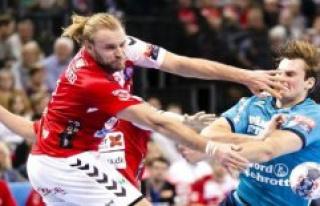 Sensation! Aalborg Handball lay down again German...