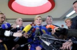 Socialist wins first round of Croatia's choice