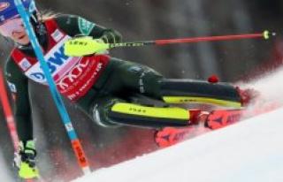 Sovereign Shiffrin extends winning streak in the slalom