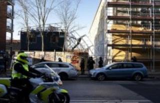 Stilladsarbejdere shelves riots at Nørrebro - 'Pressure...