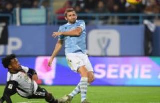 Sublime goal to ensure Lazio Super Cup triumph against...