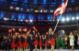 Team Denmark-director put Wozniacki in a class with...