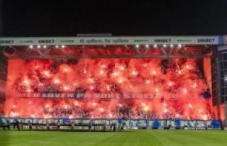 The Fans went against the club: 'It is brandærgerligt'