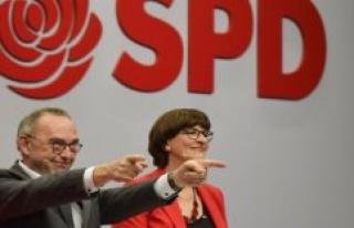 The German social democrats will allow Merkel's coalition...