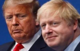 Trump invites Johnson to The White House