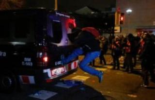 Unrest during El Clasico, leaving 46 people injured