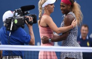 Wozniacki and Serena Williams to form doublepar in...