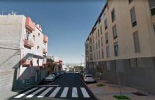 A neighbor of Gran Canaria kills his dog to do his...