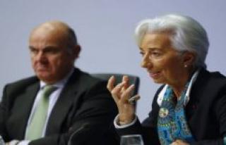 Lagarde reorganizes the ECB and put the program of...